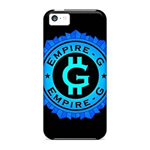 New Diy Design G Blue Glow For Iphone 5c Cases Comfortable For Lovers And Friends For Christmas Gifts