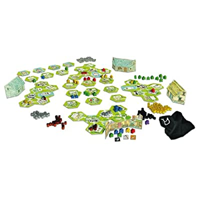 Keyflower Board Game: Toys & Games