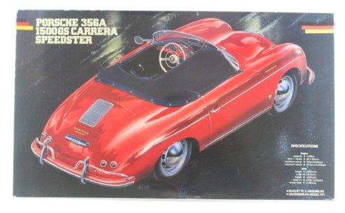 フジミ模型 1/24エンスージアストモデルシリーズ22 ポルシェ356A カレラ スピードスターの商品画像