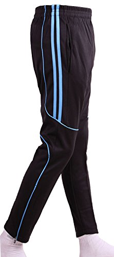 Istn Men's Soccer Pants Women Youth Training Football Sport Trousers