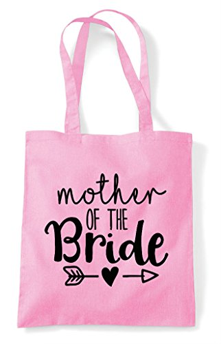 The Bag Mother Light Arrow Bride Tote Statement Of Pink Wedding Shopper Heart 8q5qrp6wA