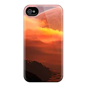 Premium [jVItgrL3465gbdEP]fantasy Sky Case For Iphone 4/4s- Eco-friendly Packaging