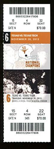 Buy texas football tickets 2013