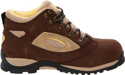 Shoe Boot Dark Women's Brown Hiking Rochelle Yellow Drew qw6d1q