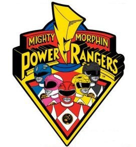 Amazon.com: Power Rangers Logo Car Magnet: Other Products: Kitchen