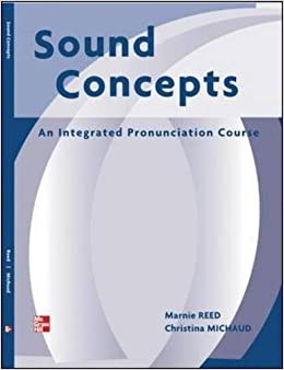SOUND CONCEPTS TEACHER'S MANUAL