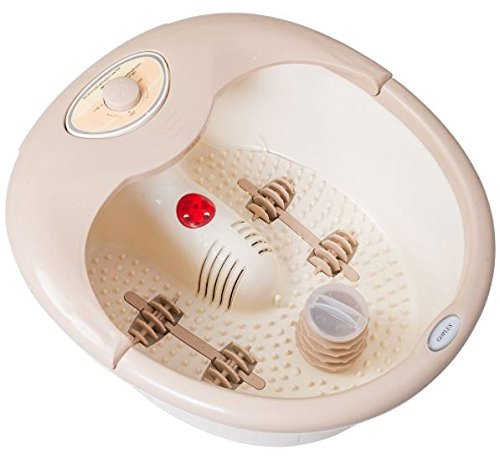 K&A Company Bubble Heat Massage Rollers Foot Spa Bath Massager 17'' x 16'' x 9'' 500 W 110 V / 60 Hz by K&A Company (Image #2)