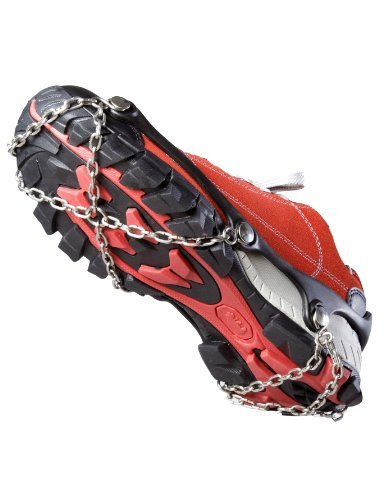 Nortec Free Time Ultralight Shoe Chains - Black, Medium by Nortec