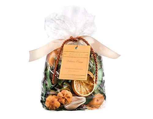 아로마 티크 장식 향수 포푸리 가방 발렌시아 오렌지 8 온스