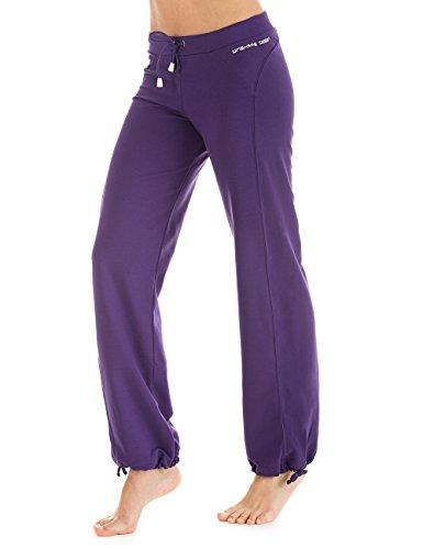 Mujer Para Yoga De Pantalones Wte8 Winshape O Entrenamiento Morado qpx0tZY