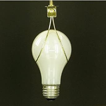 Clip On Bulb Lamp Shades: Upgradelights 2 Lamp Shade Bulb Clip Adapters - Clip on Only - No Finials,Lighting