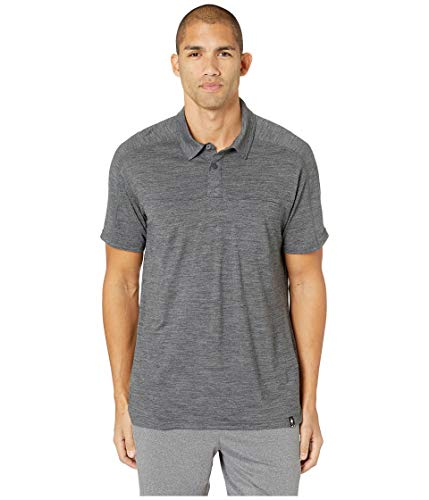 SmartWool Men's Merino Sport 150 Polo Medium Gray Heather XX-Large
