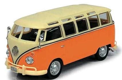 Arancione Cararama 813147 Auto di Collezione 1//43 Colore