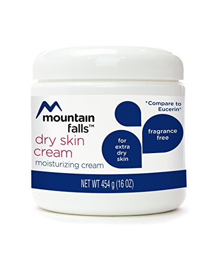 (Mountain Falls Moisturizing Dry Skin Cream for Extra Dry Skin, Fragrance Free, Compare to Eucerin, 16 Ounce)