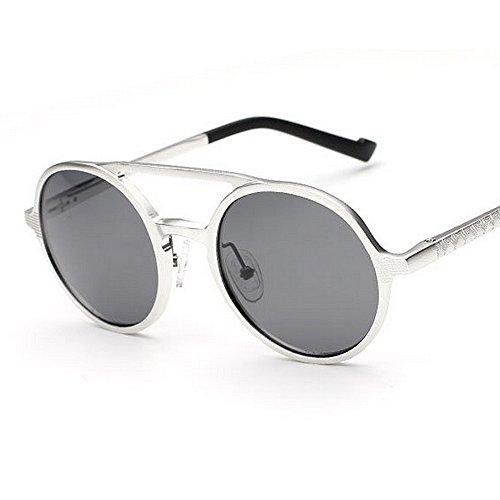 UV Lunettes aluminium en cadre cours cyclisme d'exécution haute soleil baseball conduite designer de protection de lunettes la pour nuances soleil en pêch Argent magnésium de la nouveauté polarisées en et de 8wxK47taq