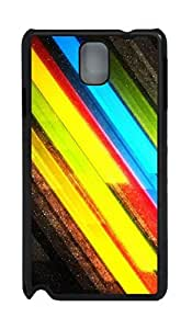 Fashion Style With Digital Art - Funky Nad Colorful Skid PC Back Cover Case for Samsung Galaxy Note 3 N9000