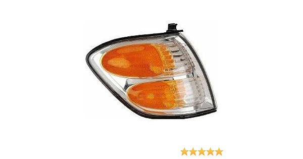 Headlight Lamp Corner Turn Signal RH Passenger Side for 01-04 Toyota Sequoia