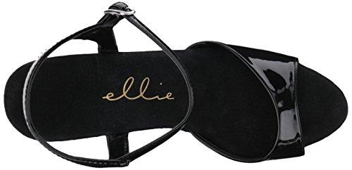 Scarpe Ellie Da Donna 709-marina Sandalo Con Plateau Turchese