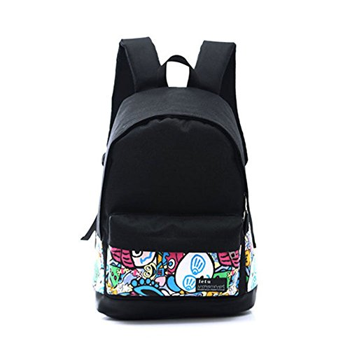 Preppy Fahsion Backpack Style Bags Printing Vintage Rucksack For Laptop Women Book Hrph 3 tTHxIx
