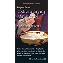Prayers for an Extraordinary Minister of Holy Communion (Pack of 25)