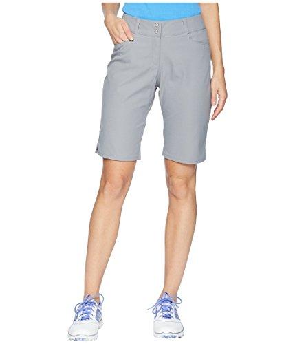 苦悩休暇ゲーム[adidas(アディダス)] レディースショーツ?短パン Essentials Lightweight Bermuda Shorts Grey Three 0 (XXS) 10