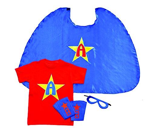 Initial Super Hero Cape - 4
