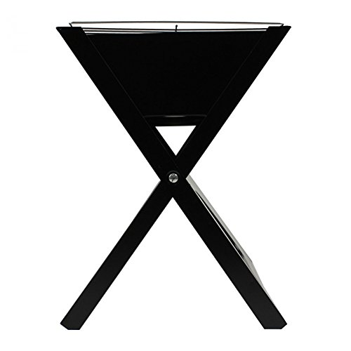 Palm Springs Portable Folding Notebook Stowagrill BBQ Charcoal Barbecue