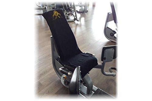 Fitnesshandtuch Mit Fixierung 120 X 40 Cm Fitness