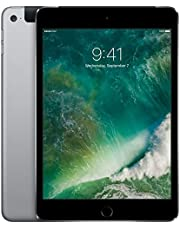 Apple iPad Mini 4 64 GB Wi-Fi + Cellular - Space Grey - ontgrendeld (gereviseerd)