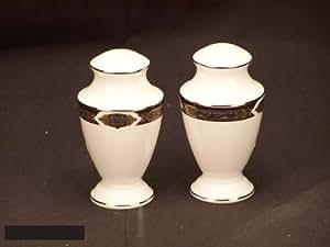 Vintage Jewel Salt and Pepper Shaker Set