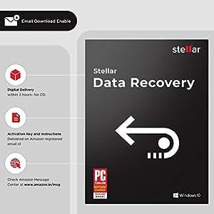 free activation key for stellar phoenix windows data recovery
