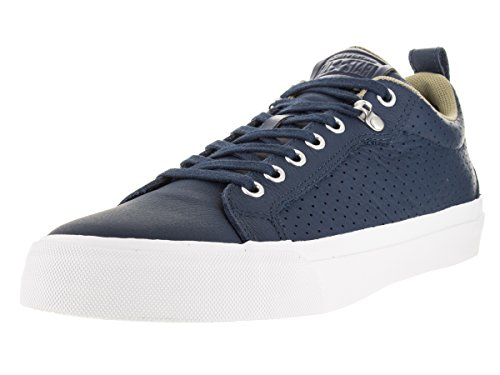 Converse Unisex Chuck Taylor All Star Fulton In Pelle Sneaker Navy / Navy / Wh