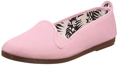 Rosa Pink Flossy Mijas 000 baby by Punta Ballerine Pnk Donna Chiusa qF0XRw0