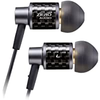 NIB Genuine ZERO AUDIO ZH-BX700-CD Ear Stereo Headphones Carb Doppio from JPN
