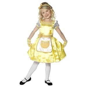 Smiffy's - Disfraz infantil de Ricitos de Oro