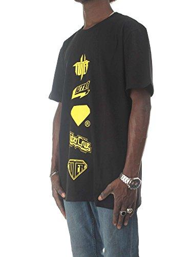 Homme Shirt T 18WITS10 Iuter M Noir FOx1qxtS