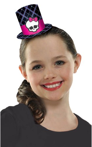 Monster High Paper Party Hats - 8 ct ()