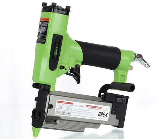 23 Gauge Pinner (Grex P650L 23-Gauge 2-Inch Headless Pinner with Lock-Out)