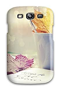 Fashion Protective Still Life Case Cover For Galaxy S3