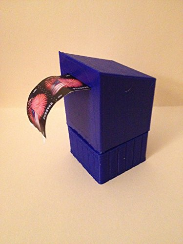 Custom Made to Order Mailbox Dispenser Fits USPS Mail Stamps 3D Printed (Cute Postage Stamps)