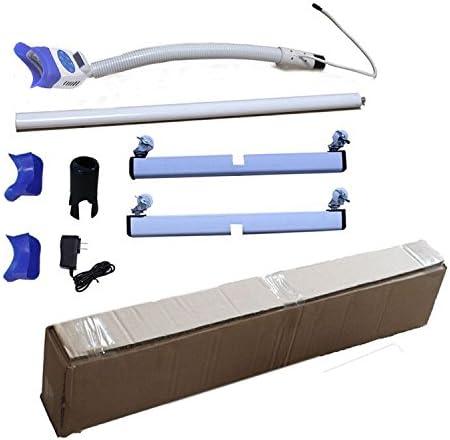 zgood 36W unidad de blanqueamiento dental dientes Holding On suelo con 10LED Luz Lámpara Bleaching acelerador