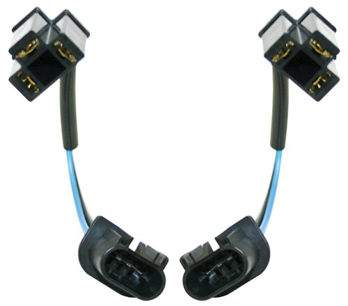 IPCW (H13H4AD) H13 to H4 Bulb Adapter - Pair