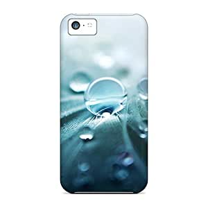 Awesome Case Cover/iphone 5c Defender Case Cover(drop Of Water)