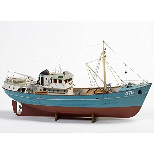 (Billing Boats 1:50 Scale Nordkap North Sea Trawler Model Building Kit)
