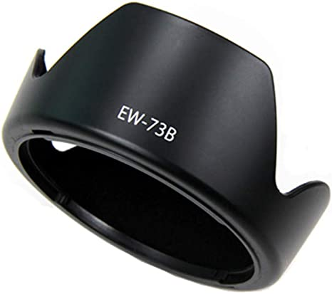 EW-73B Lens Hood for Canon EF-S 17-85mm f//4-5.6 IS USM Lens EW-73B