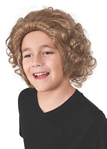 Rubie's Costume Kids Willy Wonka & The Chocolate Factory Willy Wonka Wig