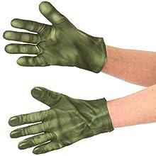 Rubie's Child's Marvel Avengers Hulk Gloves