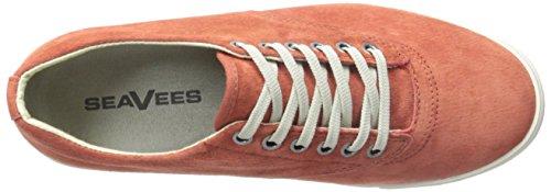 Seavees Mens Hermosa Plimsoll Riv Mode Sneaker Picante