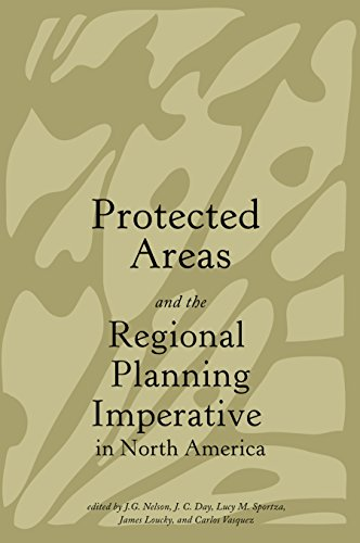 Books : Protected Areas and the Regional Planning Imperative in North America (Parks and Heritage Series,)