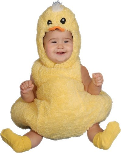 Duck Halloween Costume Toddlers (Dress Up America Cute Little Baby Duck Costume 12-24 mo. (29
